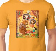 Halloween Tea Party Unisex T-Shirt