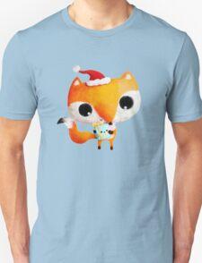 Cute Christmas Fox T-Shirt