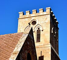 Holy Trinity Anglican Church, Dubbo, NSW by Jan Stead JEMproductions