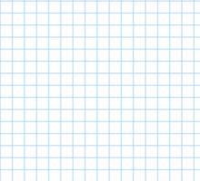 Graph Paper Sticker