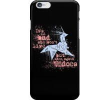 Blade Runner Sci Fi Science Fiction Ridley Scott Harrison Ford Unicorn Origami  iPhone Case/Skin