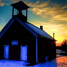 Rocky Ridge - HDR by Trenton Purdy