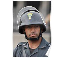 Presidential Guard, Peru - Lima Poster