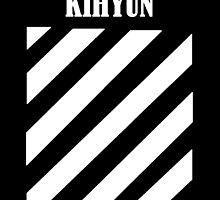 Monsta X Kihyun by amanotaku