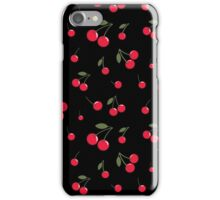 I Love Cherries iPhone Case/Skin