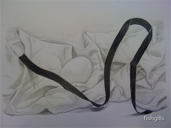 Egg, sheet, ribbon by fishgills