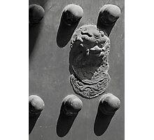 Forbidden Entry - Forbidden City - Beijing Photographic Print