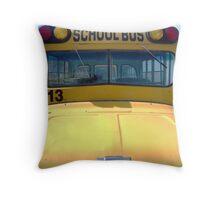 Beep beep... Throw Pillow