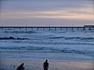 Quake Waves - Ocean Beach Series- San Diego - © 2010 by Jack McCabe