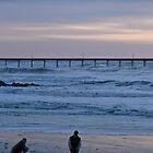 Quake Waves - Ocean Beach Series- San Diego - © 2010 by Jack McCabe