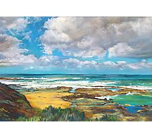 Craypot Bay Photographic Print
