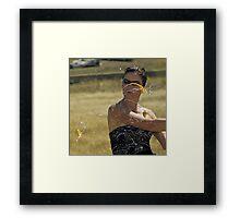 Omlette Framed Print