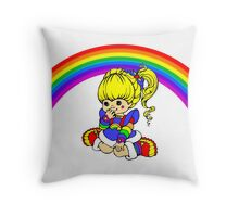 Brite Throw Pillow