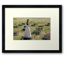 You put a Spell on Me Framed Print