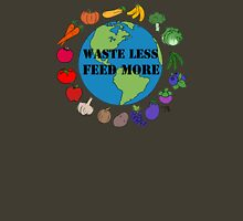 Waste Less, Feed More v2 Unisex T-Shirt