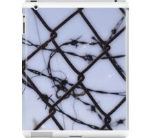 Protect Your Barbed Wire iPad Case/Skin