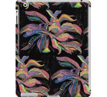 Crayon Plantain Pattern(large) iPad Case/Skin