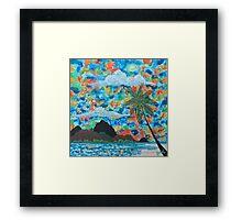 """Paradise View"" Framed Print"