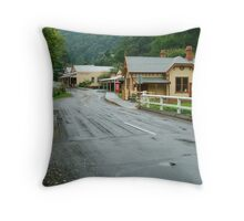 Walhalla Gippsland Throw Pillow