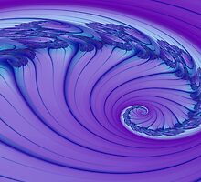 RIDING THE WAVE by Gina Rodella