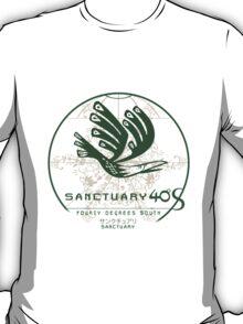 Eagle Sanctuary - 40º South T-Shirt