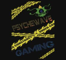 """""""sorry folks, This shirt is under construction"""" -Jaspore by PsychwaveGaming"""