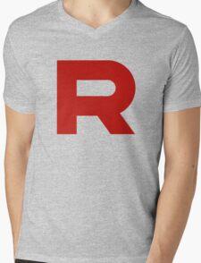 Rocket Grunt Uniform Mens V-Neck T-Shirt