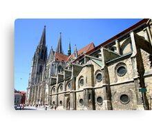 Regensburg Classics Canvas Print