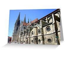 Regensburg Classics Greeting Card