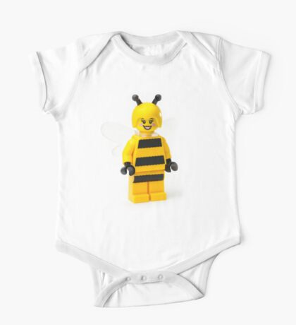 Bumble bee Minifig One Piece - Short Sleeve