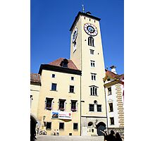 Old Town Regensburg Photographic Print