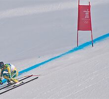 Men's Olympic Downhill 4 by ScottPhotos