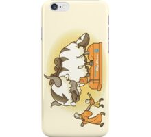 Ride The Sky Bison iPhone Case/Skin