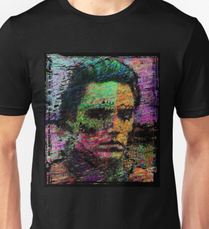 Walken Around Town. Unisex T-Shirt