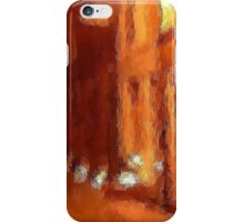 Church in (C) old Kampen Netherlands iPhone Case/Skin