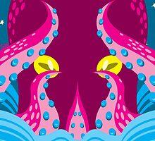 Symmetrical Terror by Gorillazcanfly