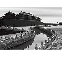 Tiananmen Gate - Forbidden City - Beijing Photographic Print