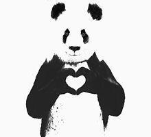 All You Need is Love Banksy Panda T-Shirt