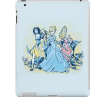Fairytale Fatales iPad Case/Skin