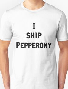 I Ship Pepperony T-Shirt