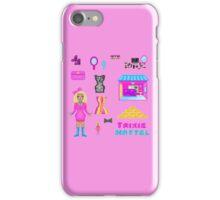 Pixel Trixie Mattel iPhone Case/Skin
