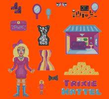 Pixel Trixie Mattel Kids Clothes