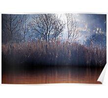 hidden lake Poster