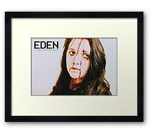 Eden Season 2 Promo Framed Print