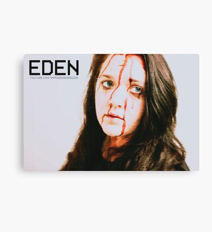 Eden Season 2 Promo Canvas Print