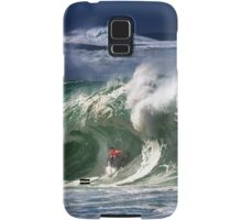 Andy Irons At 2009 Quiksilver in Memory of Eddie Aikau Contest Samsung Galaxy Case/Skin