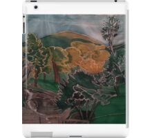 A fine Day in the English Countryside iPad Case/Skin