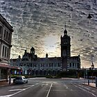 Altocumulus Airwaves by Mike Johnson
