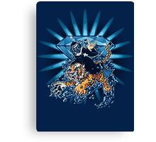Holy Diver Canvas Print