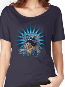 Holy Diver Women's Relaxed Fit T-Shirt